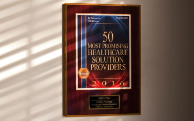 The Most Promising Healthcare Solution Providers 2016